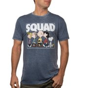 Squad Men's Burnout Graphic Tee