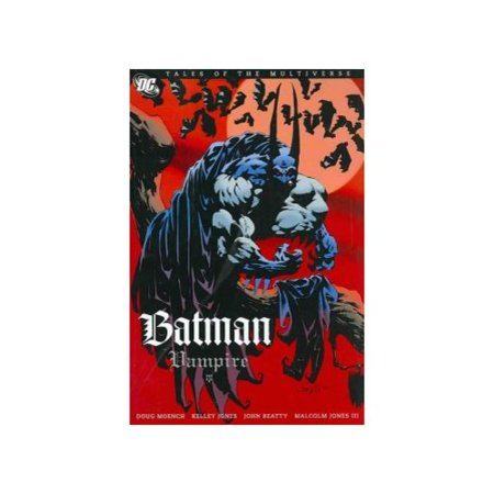 Batman Tales of the Multiverse: Batman-Vampire by
