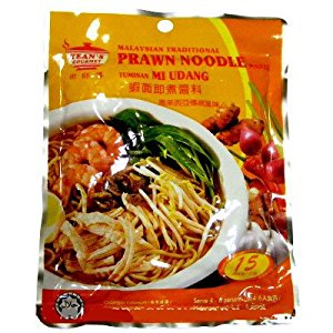 Prawn Noodle (Malaysian Traditional Prawn Noodle Paste )