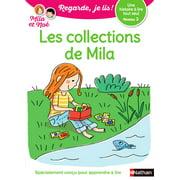 Regarde, je lis - Lecture CP Niveau 3 - Les collections de Mila - eBook