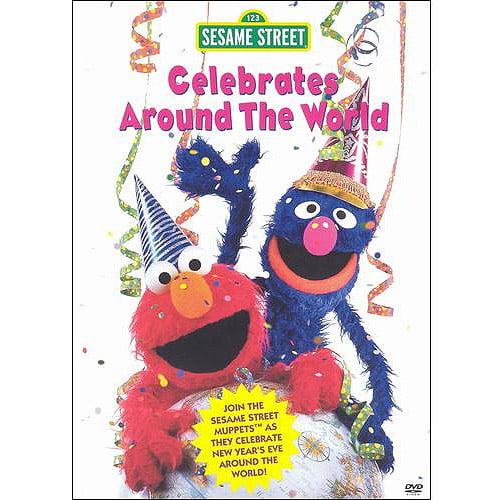 Sesame Street Celebrates Around The World (Full Frame)