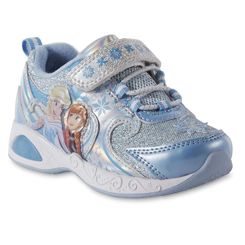 ACI Toddler Girls' Frozen Light-up Blue