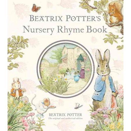 Beatrix Potters Nursery Rhyme Book R I