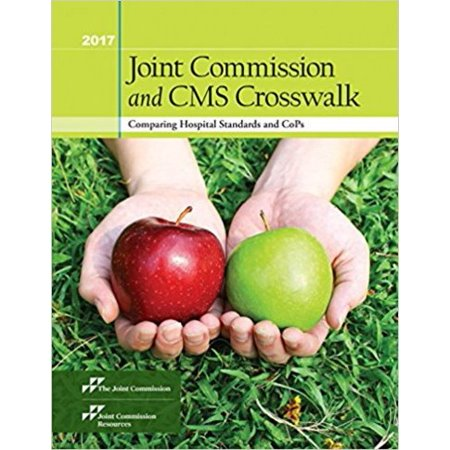 Joint Commission And Cms Crosswalk 2017  Comparing Hospital Standards And Cops
