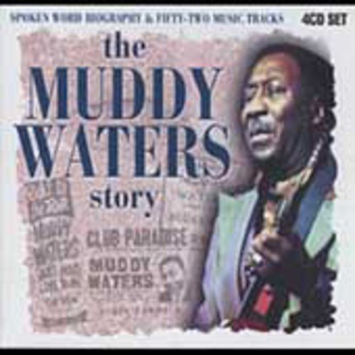 Muddy Waters Story (Dlx) (Box)
