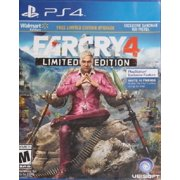 Refurbished Ubisoft Far Cry 4 Limited Edition Sony Playstation 4