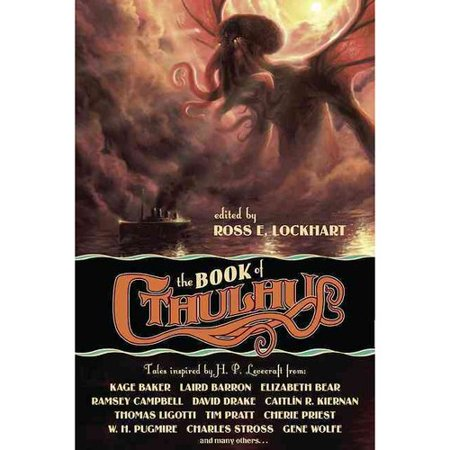 The Book of Cthulhu: Tales Inspired by H. P. Lovecraft by