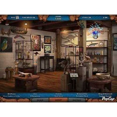 Popcap Vacation Quest Australia - Quest Engine Computer