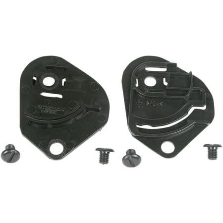 Z1R Helmet Shield Pivot Kit for Ace Helmets Black Battle Cry   0133-0229