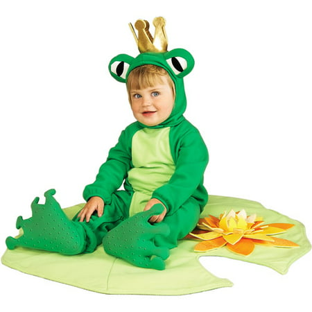 Lil' Frog Prince Infant Halloween Costume - One Size