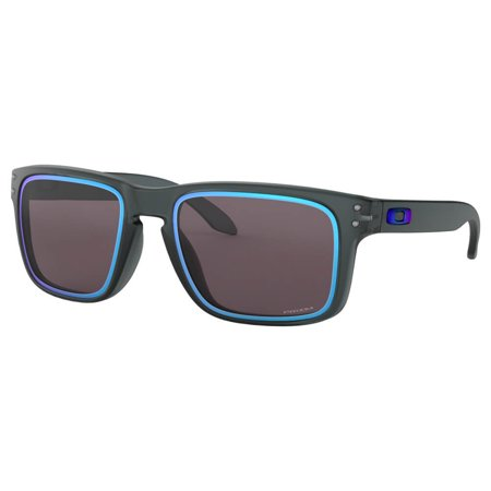 Oakley OO9102G955 Holbrook™ Fire and Ice Collection Sunglasses - Matte Crystal Black, Prizm Grey
