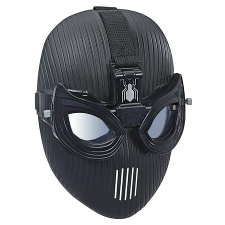 Marvel Spider-Man: Far From Home Spider-Man Stealth Suit Mask](Tin Man Mask)
