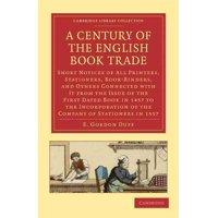 Century of the English Book Trade