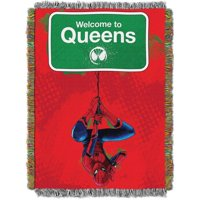 "Marvel's Spider-Man: Homecoming ""Queens Welcome"" 48"" x 60"" Woven Tapestry Throw"
