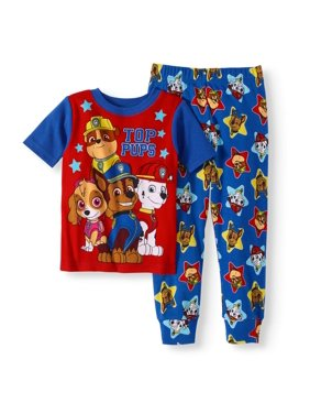 f2ba489fa3 Product Image Toddler Boy Cotton Tight Fit Pajamas