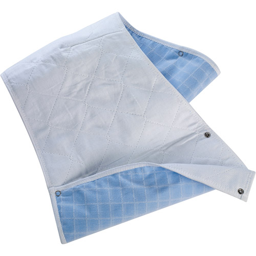 Dr. Brown's - Deluxe Burp Cloth, Blue
