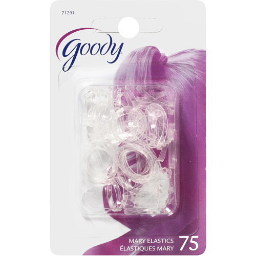 Goody Mary Elastics, 75 count