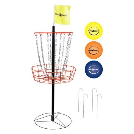 Park; Sun Disc Golf Set