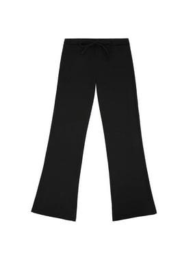 HDE Girl's Pajama Pants Soft Sleepwear Casual Loose Lounge Bottoms (Caticorns, XX-Large)