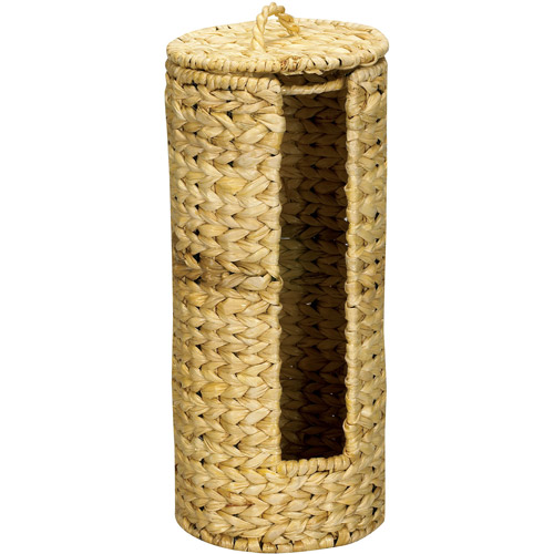 Household Essential ML-6694 15. 5 by 7 by 7-Inch Tissue Holder, Banana Leaf, Oversized