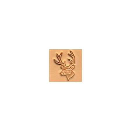 Tandy Leather Whitetail Deer Craftool� 3-D Stamp 88437-00