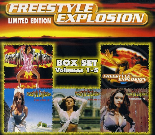 Freestyle Explosion 1-5 / Various (Limited Edition)