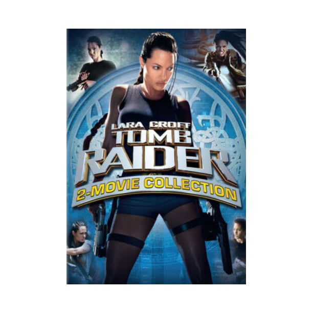 Lara Croft Tomb Raider 2 Movie Collection Dvd Walmart Com