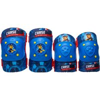 Bell Paw Patrol Chase Elbow & Knee Pad Set with Bike Bell Value Pack