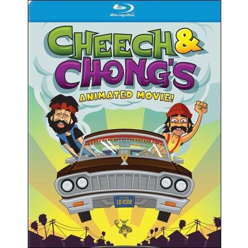 Cheech & Chong's Animated Movie (Blu-ray) (Widescreen)