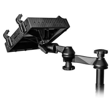 RAM MOUNT NO DRILL VEHICLE SYSTEM TOYOTA TUNDRA NISSAN (Drill Vehicle Laptop Mounts)
