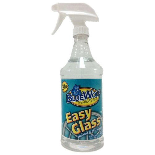 Blue Wolf Easy Glass Window Cleaner, 32 fl oz