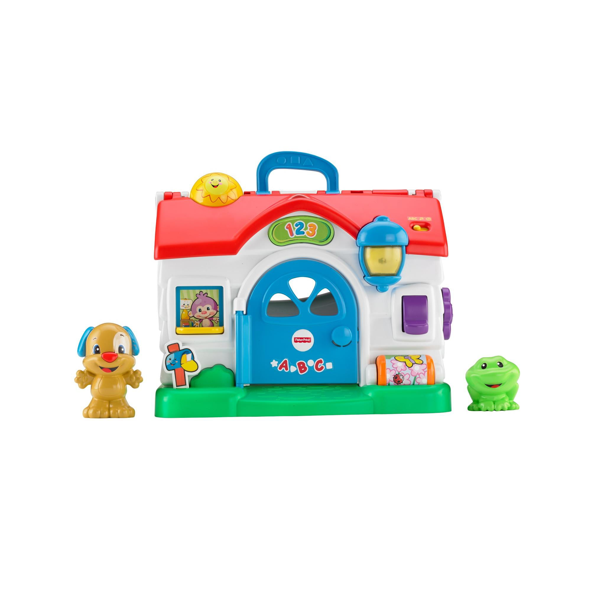 Fisher Price Laugh & Learn Puppy's Activity Home by Mattel, Inc,