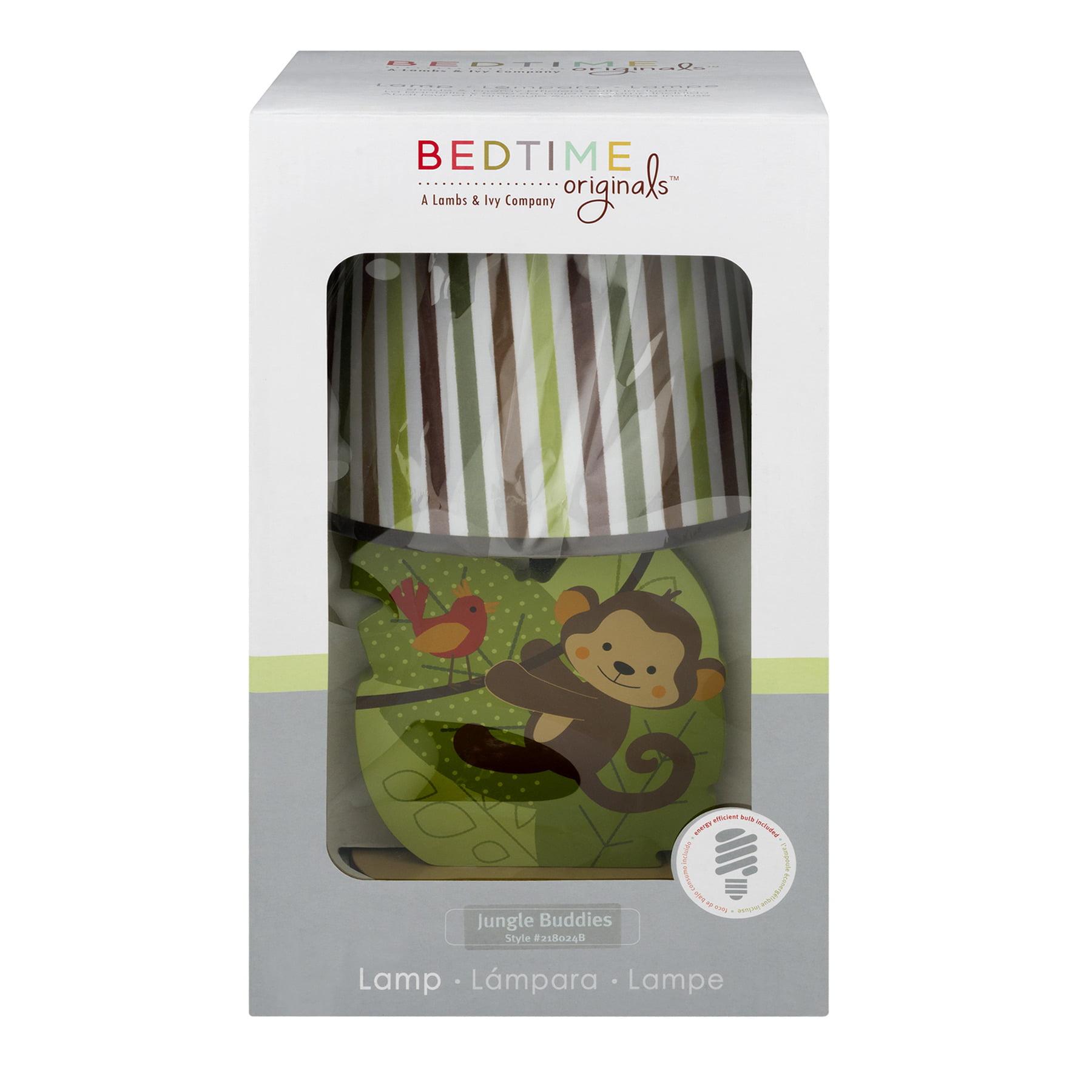 Bedtime Originals Lamp Jungle Buddies - 1.0 CT1.0 CT
