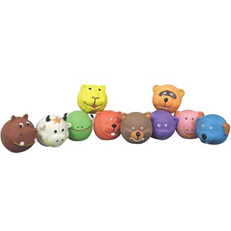 Squeakies Latex Dog Toys -
