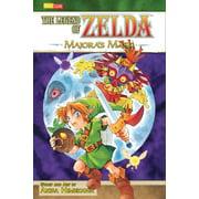 Legend of Zelda: The Legend of Zelda, Vol. 3 : Majora's Mask (Series #3) (Paperback)