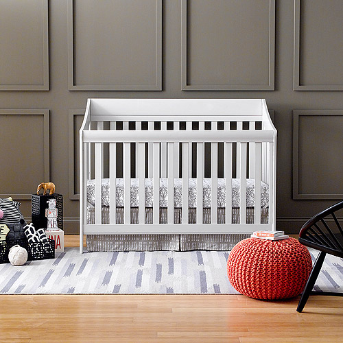 Urbini Starri 4-in-1 Convertible Crib