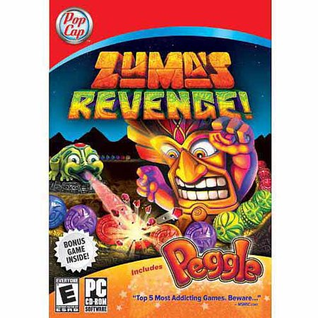 Zuma's Revenge (Mac) (Digital Code)