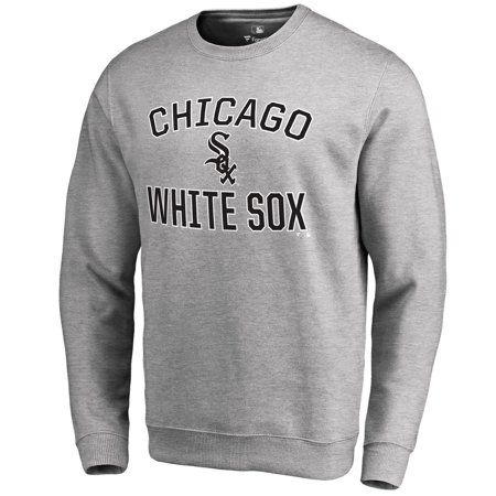 Chicago White Sox Victory Arch Pullover Sweatshirt - -