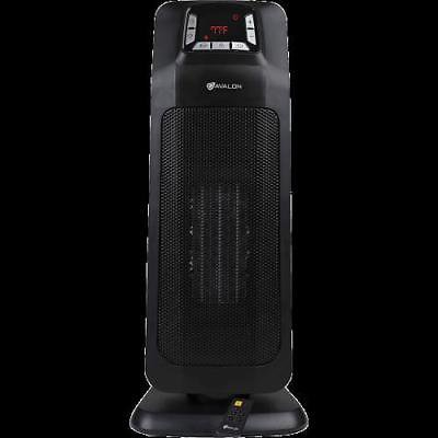 Avalon Oscillating 20-Inch Tower Heater