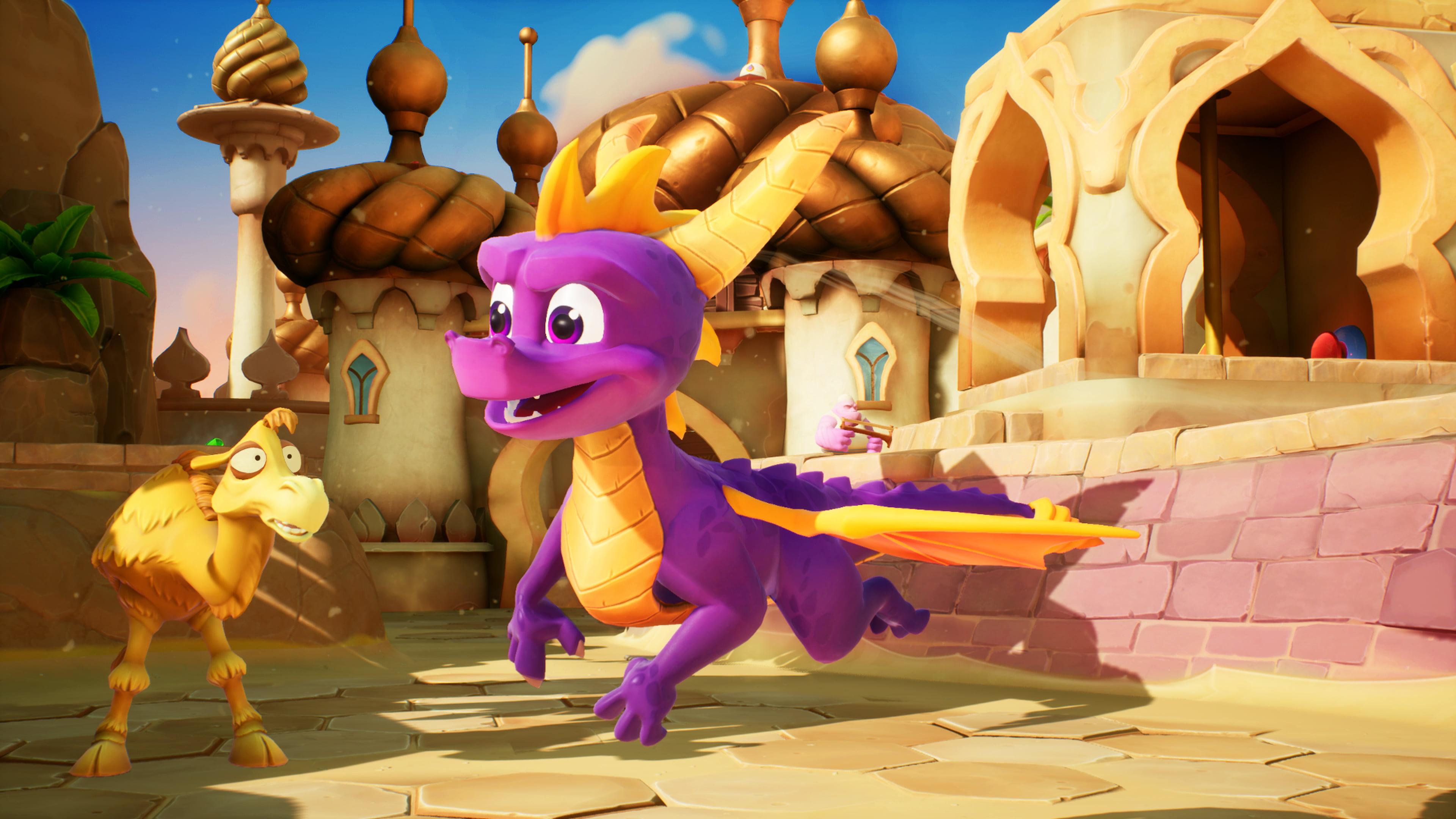 Spyro Reignited Trilogy Activision Xbox One 047875882423 Walmart Com Walmart Com