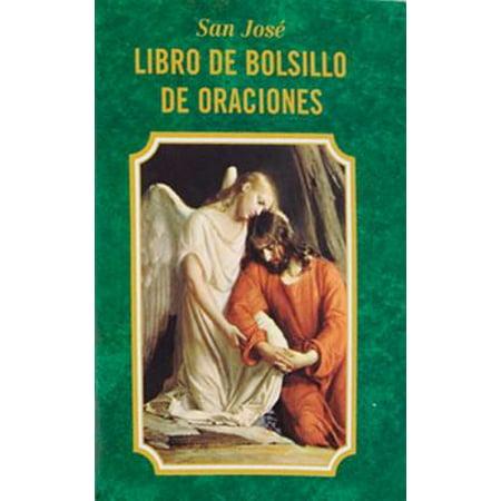 San Jose Libro de Bolsillo de Oraciones