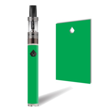Skin Decal Wrap For Vision Spinner 2 Vapor Mod Vape Solid Green