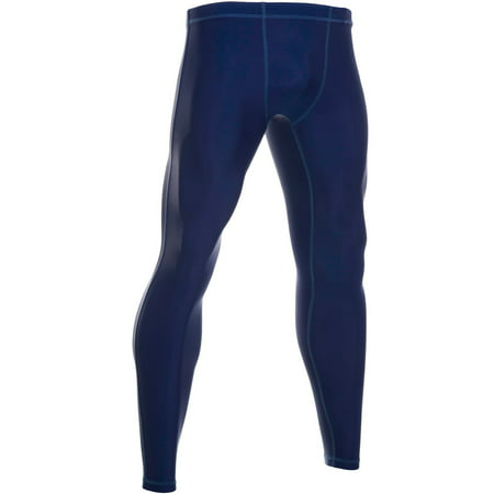 08b6b447a6 Men's Compression Pants - Workout Leggings for Gym, Basketball, Cycling,  Yoga, Hiking - Rash Guard + Performance Running Tights - Athletic Base Layer  ...