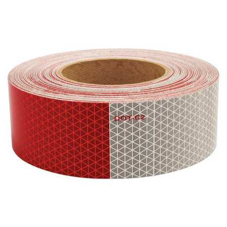 "REFLEXITE 18803 Consp Tape,Truck and Trailer,2""X8.33Yd"