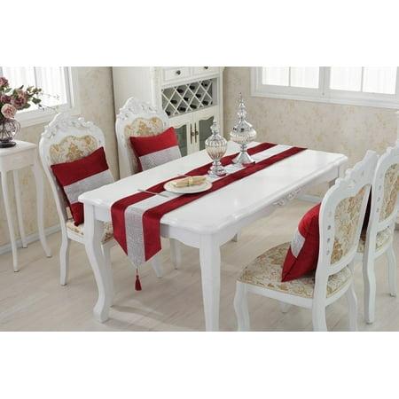 Luxury High-End Table Flag Modern Tablecloth Fashion Simple Coffee Tablecloth