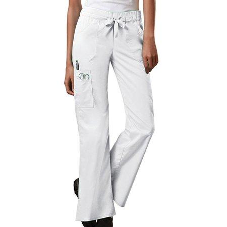 840fb19d3e8 Cherokee Workwear - Core Stretch by Cherokee Workwear Women's Flare Leg Scrub  Pant - Walmart.com