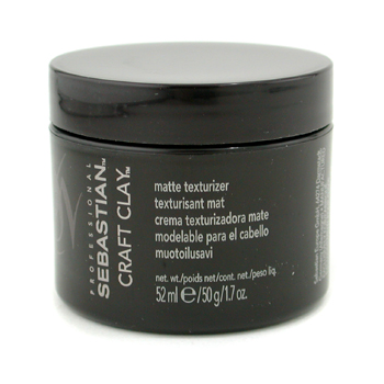 Sebastian Craft Clay Remoldable-Matte Texturizer  52ml/1.7oz