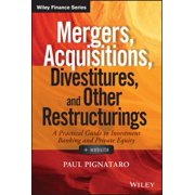 Mergers, Acquisitions, Divestitures, and Other Restructurings - eBook
