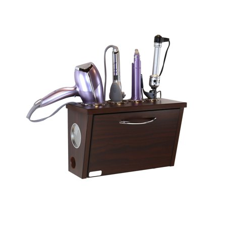 Wall Mount Hair Tool Holder Vanity Valet Boutique Vvb