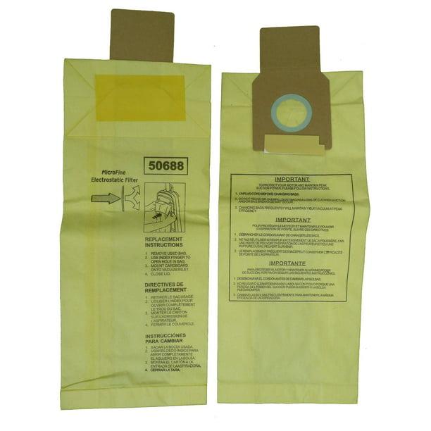 Kenmore Sears 50688 50690 U Vacuum Bags